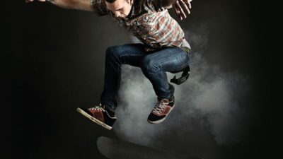 DROP IN to Air Skate this weekend only £4.50 for 2 hours