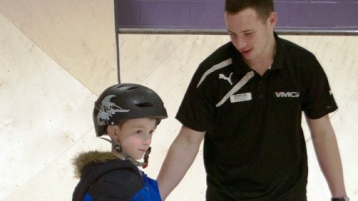 Learn to Skate at Air this Half Term